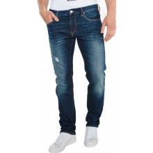 Jeans Armani Exchange Modrá Pánské