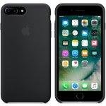Pouzdro Apple originální silikonové iPhone 7 Plus černé