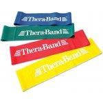 Thera-Band Loop Cvičební guma 30,5 cm - červená - středně silná