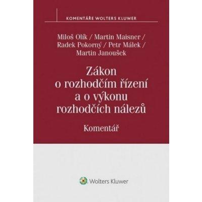 Zákon o rozhodčím řízení: Komentář - Miloš Olík;Martin Maisner;Radek Pokorný;Petr Málek;Martin Janoušek, Vázaná