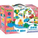 Wader 41360 Kostky mini blocks v krabici