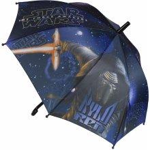 Disney Brand Chlapecký deštník Star Wars - tmavě modrý