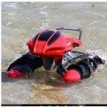 SPL Technik Obojživelník Amphibious Stunt Car červený