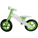 Wooden Toys Odrážedlo BASIC Green