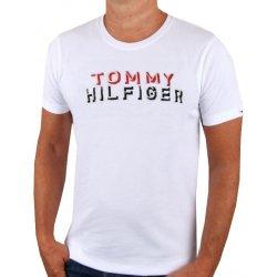 Tommy Hilfiger Pánské bílé triko Tommy Hilfiger pánské tričko ... 26f1059b561