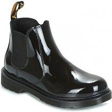 Dr Martens Kotníkové boty Dětské BANZAI Černá