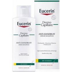 Eucerin DermoCapillaire šampon proti suchých lupům 250 ml