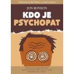 Kdo je psychopat - Jon Ronson