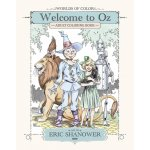 Omalovánky ze země Oz Welcome to Oz Adult Coloring Book