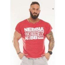 Nebbia Reg Top 921 červená