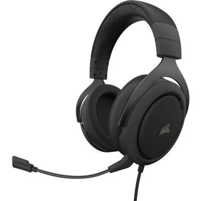 Corsair HS50 Pro Stereo, černá CA-9011215-EU