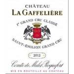 La Gaffeliere La Gaffeliere St. Emilion 1er Grand Cru Classé (B) červené 2012 0,7 l