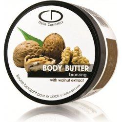 Delia Tělové máslo jemně samoopalující vlašský ořech 160 ml