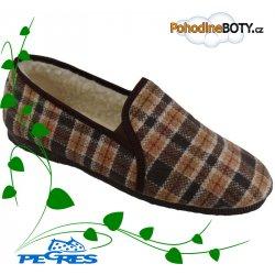 Pánská domácí papuče uzavřené Pegres od 310 Kč - Heureka.cz 46c70bc579a