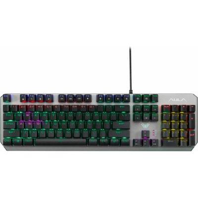 AULA Dawnguard herní mechanická klávesnice EN