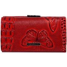 Cavaldi Dámská peněženka červená s 3D efektem PN23 BFC b5418261b06