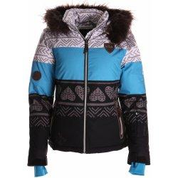 Dámská bunda a kabát Kilpi bunda EUFANA modrá