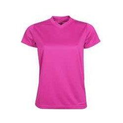 65fba8b067e2 BASE dámské běžecké tričko Cool růžové alternativy - Heureka.cz