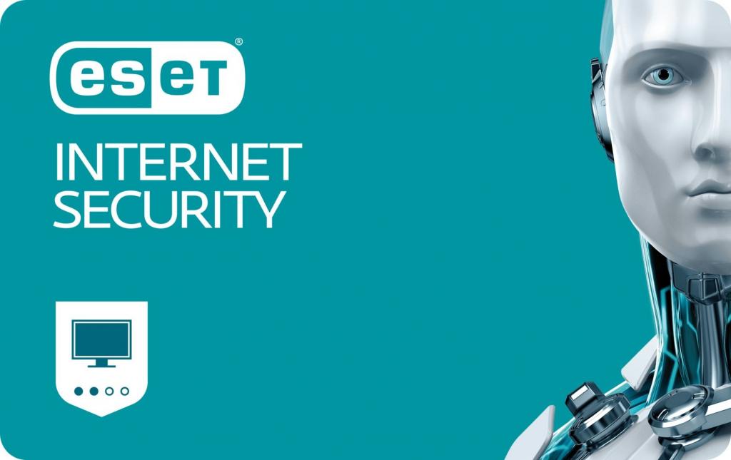 ESET Internet Security 2 lic. 3 roky (EIS002N3)