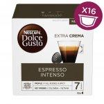 Recenze Nescafé Dolce Gusto Espresso Intenso kávové kapsle 16 ks