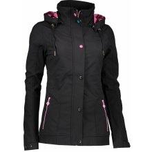 Kixmi Camilia AALJS17702 softshellová bunda černá