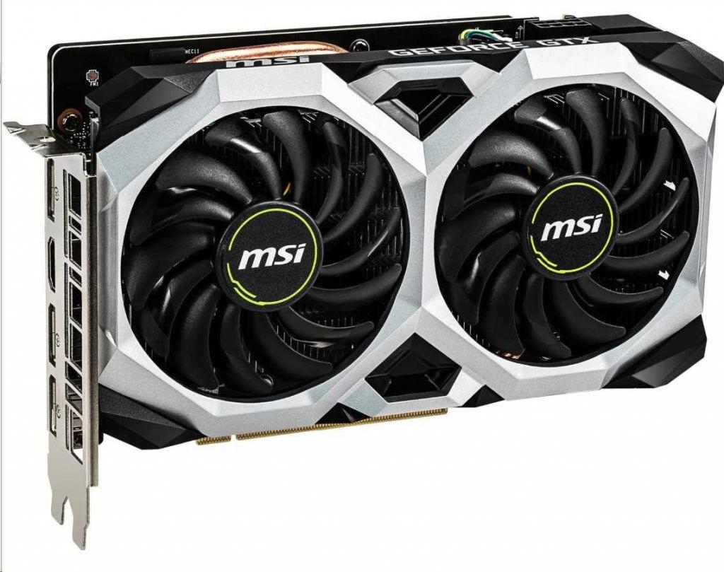 MSI GeForce GTX 1660 VENTUS XS 6G OC
