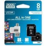 Goodram SDHC 8GB Class 4 M404-0080R11