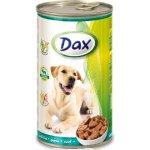Dax Dog kousky zvěřina 12 x 1240 g