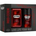 STR8 Red Code EdT 50 ml + deospray 150 ml dárková sada