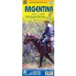 Argentina cestovní mapa 1:2,2m