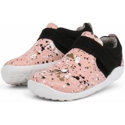0d2f196817ea1 Dětská bota Bobux i-walk/kid+ Aktiv Spekkel Shoe Printed Pink