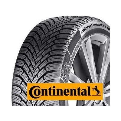 CONTINENTAL wintercontact ts 860 185/65 R15 88T TL M+S 3PMSF, zimní pneu, osobní a SUV