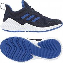 Adidas Performance FortaRun K Tmavě modrá   Modrá   Bílá 84a71832e1