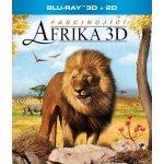Fascinující Afrika 2D+3D BD