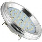 Ledom LED žárovka 7W 120xSMD2835 AR111 12V 700lm Neutrální bílá
