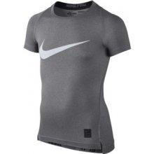 Nike B NP top comp HBR SS 726462 091 šedá