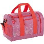 Lässig sportovní taška About Friends mélange pink