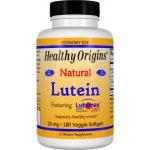 Healthy Origins Lutein 20 mg + 4 mg zeaxanthin 180 cps.