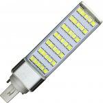 LEDsviti LED žárovka G24 7W studená bílá
