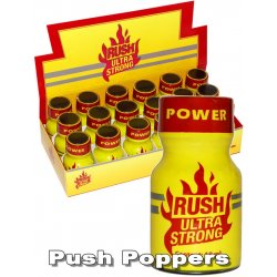 Poppers Rush Ultra Strong 10ml