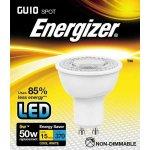 Energizer LED žárovka GU10 5,7W Eq 55 W S8826 Stmívatelná Teplá bílá