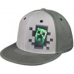 38c48c2a58e Minecraft Creeper Inside čepice alternativy - Heureka.cz