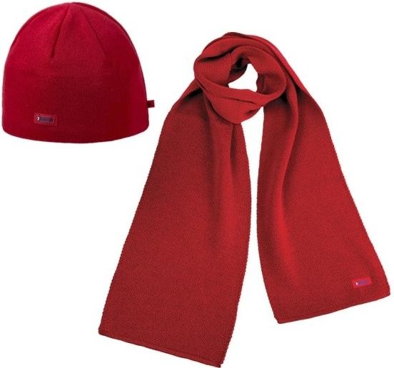 KAMA Set pletená čepice KAMA A102 + šála S07 červený červená M alternativy  - Heureka.cz 81eefcc7e7