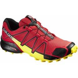 Salomon Speedcross 4 Radiant Red Black Corona Yellow. Čtvrtá generace  kultovní trailové ... ab88d9a1d5