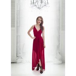 Eva   Lola plesové šaty Constance červená od 1 490 Kč - Heureka.cz 92f1204469