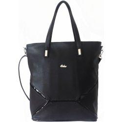 Kabelka Seka dámská elegantní černá kabelka f64eaad5d0a