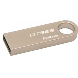 Flash disk Kingston DataTraveler SE9 64GB