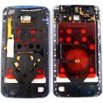 Kryt Motorola Nexus 6 střední černý