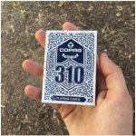 Copag 310 Oldschool karty: Modrá