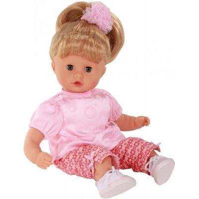 Götz Muffin 33cm blond vlasy velká AKCE pouze do vyprodání zásob!